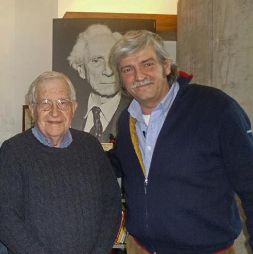 Chomsky-sota