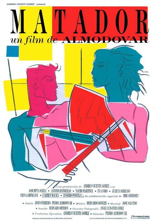 Poster 05 - Matador
