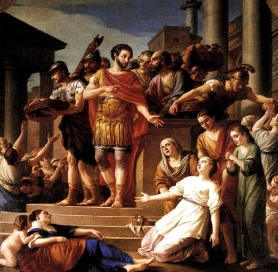 Marco aurelio l JOSEPH-MARIE VIEN