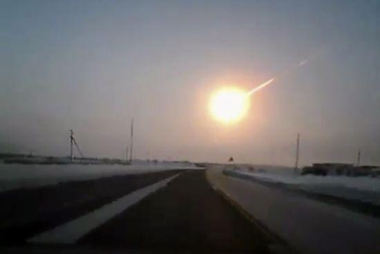 APTOPIX-Russia-Meteor_sham