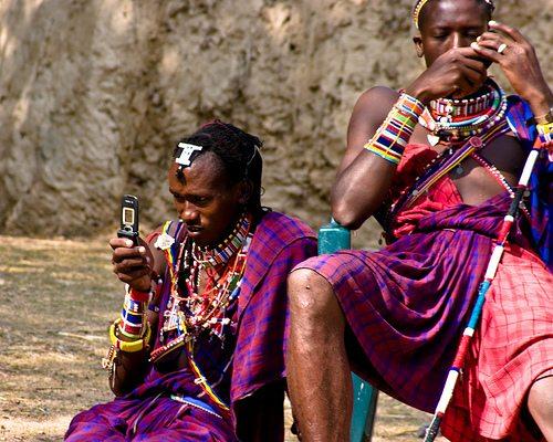 Africa telefonia