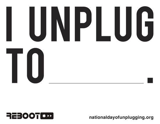 Unplug_poster_2013