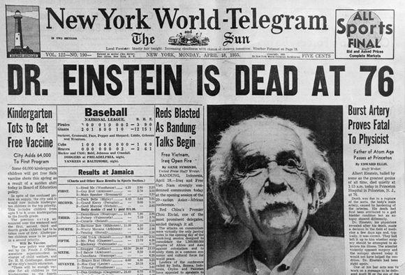 Einstein-1955-albert-death-newspaper-sized