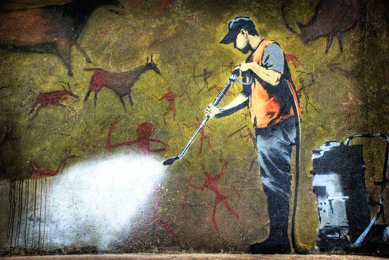 Banksycave