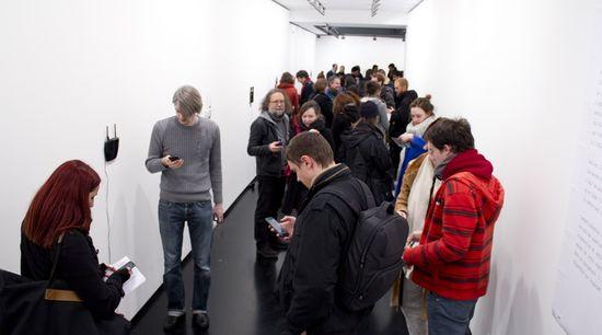 OFFLINE ARTen la Xpo Gallery de París