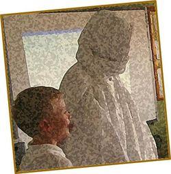 Aunque la motivación era evidente, decidí dar un paso más y le pedí a un profesor que se disfrazara de momia