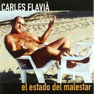 Carles Flavià trabajando duramente