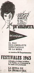 Primavera elcorteingles 1963