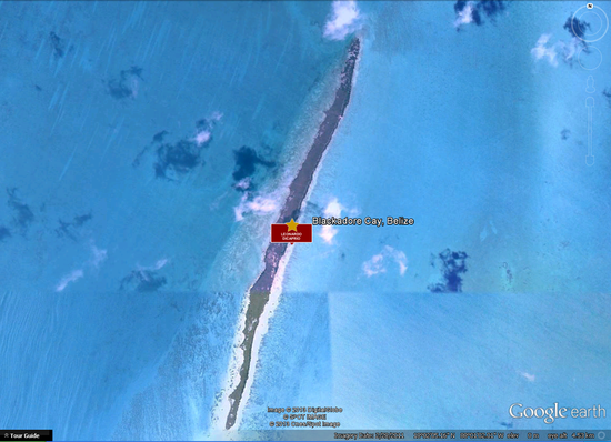 Blackadore Cay