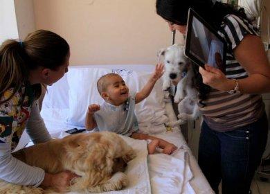 Hospital  Solca contra el cáncer en Quito