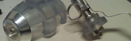 Transparency Grenade