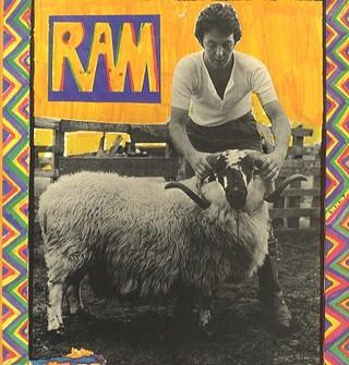 Portada de ram (1971)