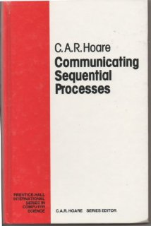 """Libro """"Communicating Sequential Processes"""""""