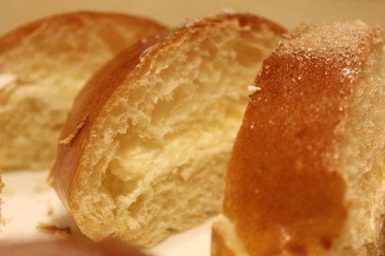 Bollos de mantequilla 2