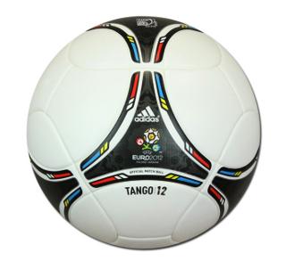 El balón de la Eurocopa de 2012
