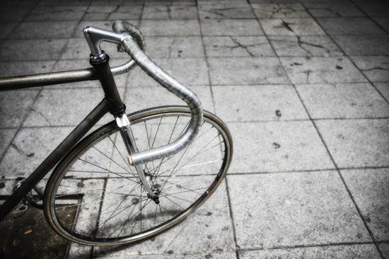 Bicicleta vintage. Cristobal Manuel
