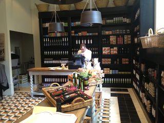 Tienda de venta de productos y vinos españoles