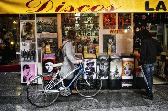 La moda de la bici ha acabado favoreciendo al ciclismo urbano. Foto: Cristobal Manuel