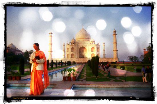Taj Mahal Isidoro Merino