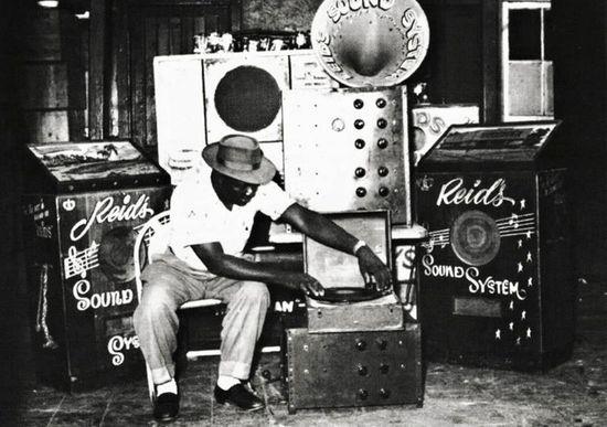 Dub el sound system de Duke Reid