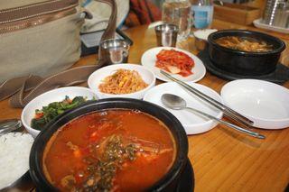 Kimchi rojo