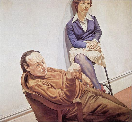 Philip Pearlstein heldslide7