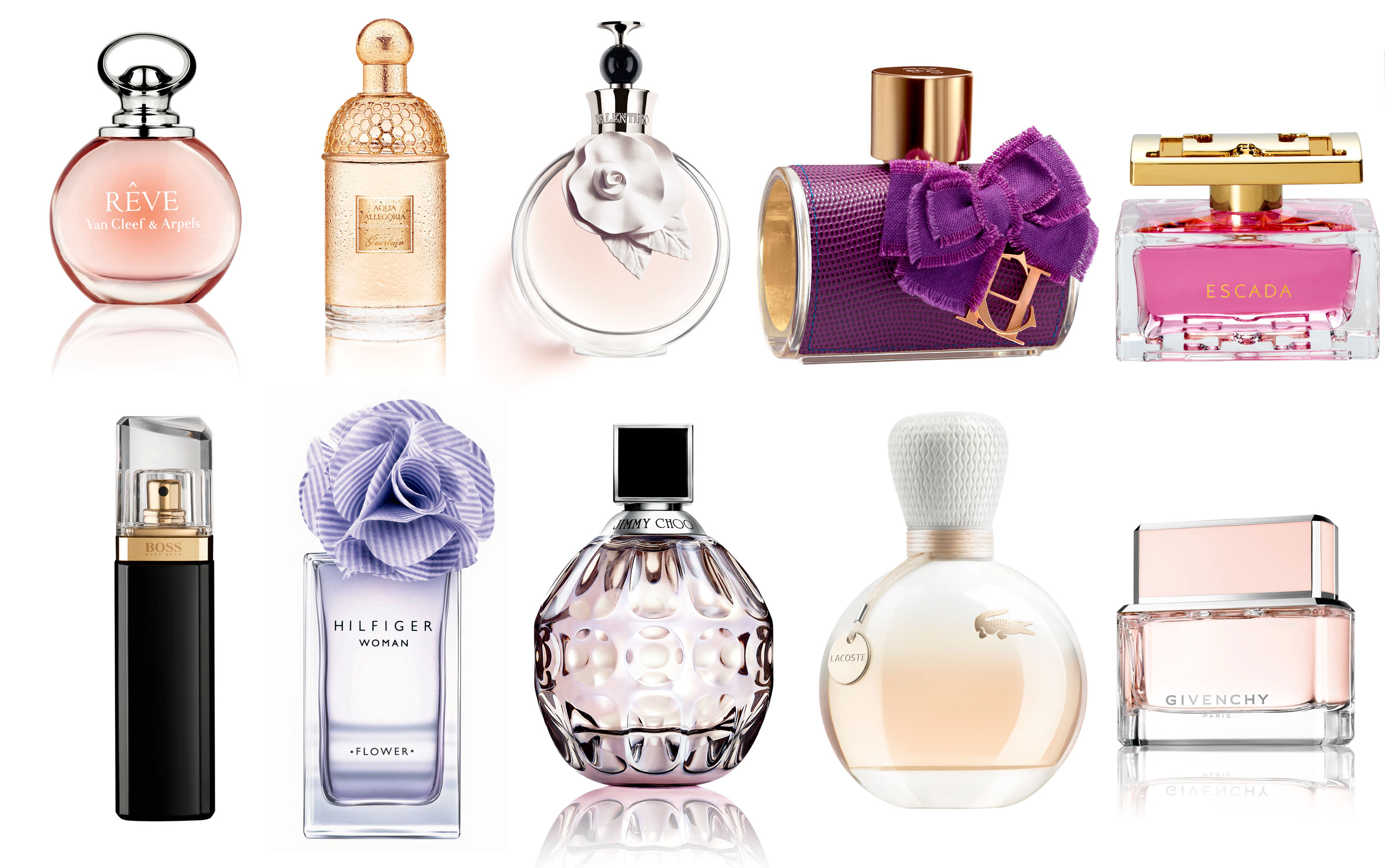 perfumes 2014 mujer verano