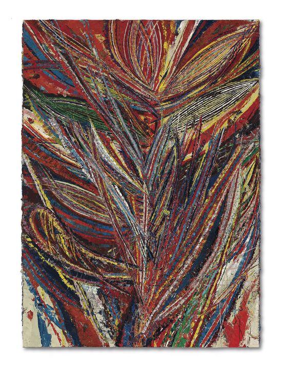 MARK GROTJAHN-Untitled- $1,500,000-2,500,000