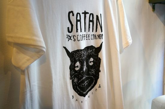 Satans coffee corner