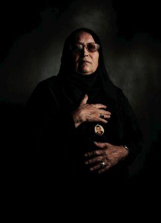 La madre de Jaled Said / Foto: Miguel Ángel Sánchez