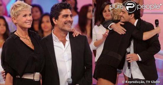 Xuxa y junno tv