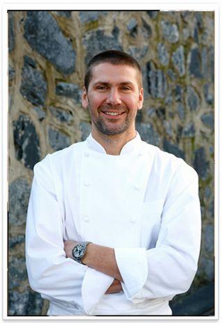 Mehemet Gürs, cocinero que lidera la evolución de la cocina turca en su restaurante Mikla