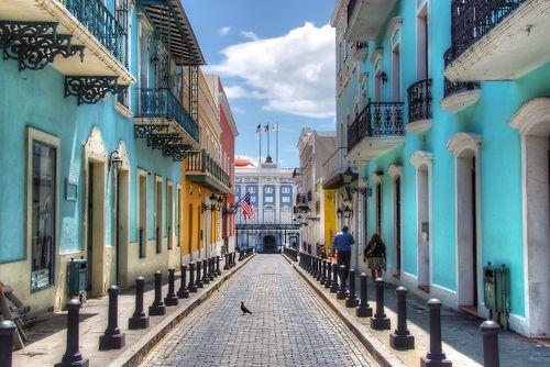Viejo San Juan (Puerto Rico)