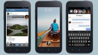 Facebook-home dispositivos