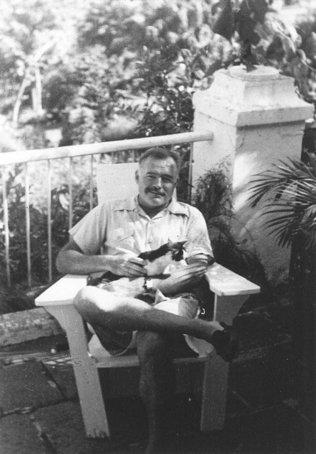 Ernest Hemingway en Cuba