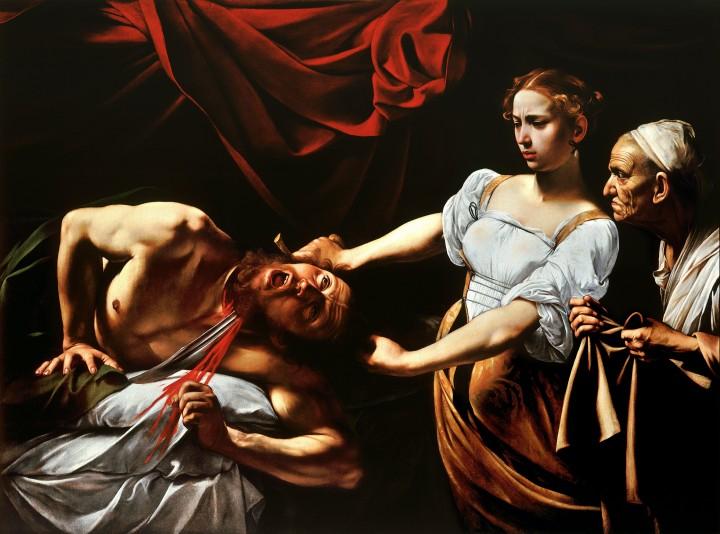 Judith_Beheading_Holofernes-Caravaggio High