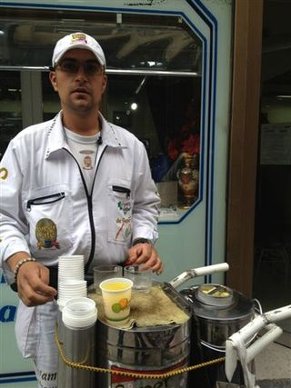 Vendedor de café