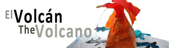 Proyecto de investigación y aprendizaje 'El Volcán-The Volcano'