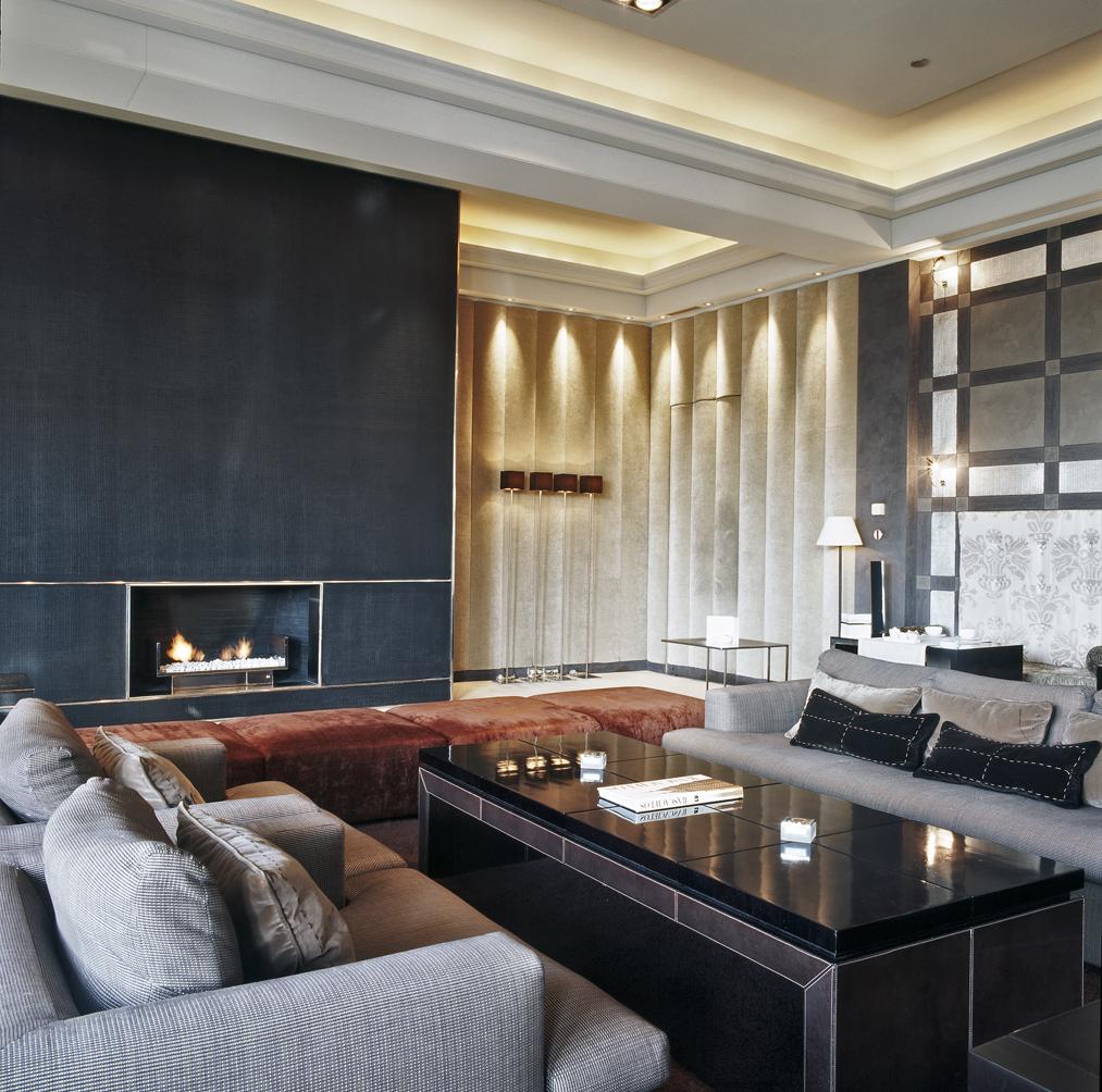 Combinar colores pared actualizar el salncomedor - Combinar color suelo y paredes ...