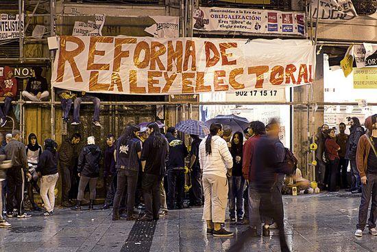 Reforma Ley electoral