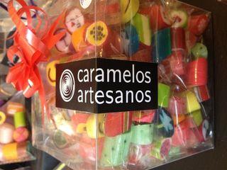 Cajas de caramelos surtidos