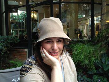 Inés Bertón, olfato absoluto, en la galería Alvear de Buenos Aires. El poder de una nariz