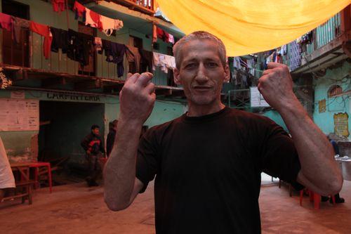 """""""Bienvenido a la cárcel de San Pedro"""""""