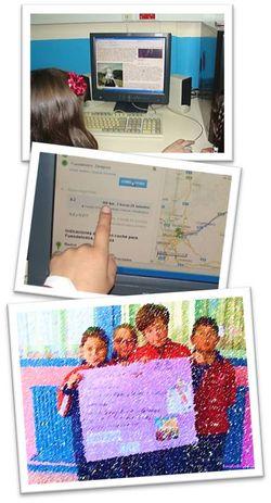 Consultamos la Wikipedia y buscamos en Google Maps.