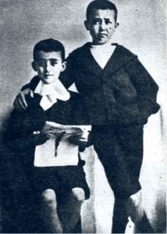 Franco niño