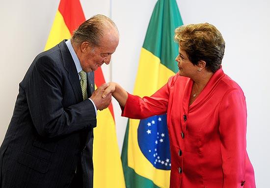 Dilma y el rey