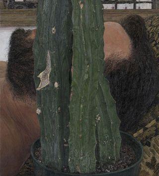 Ellen Altfest retrato cactus completo