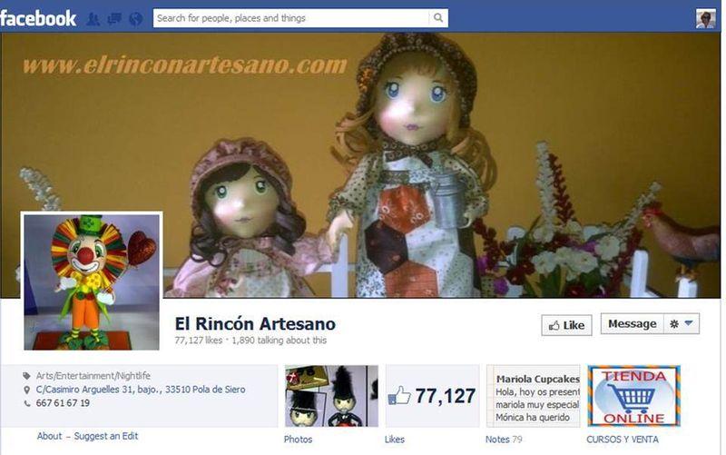 FB El rincón artesano