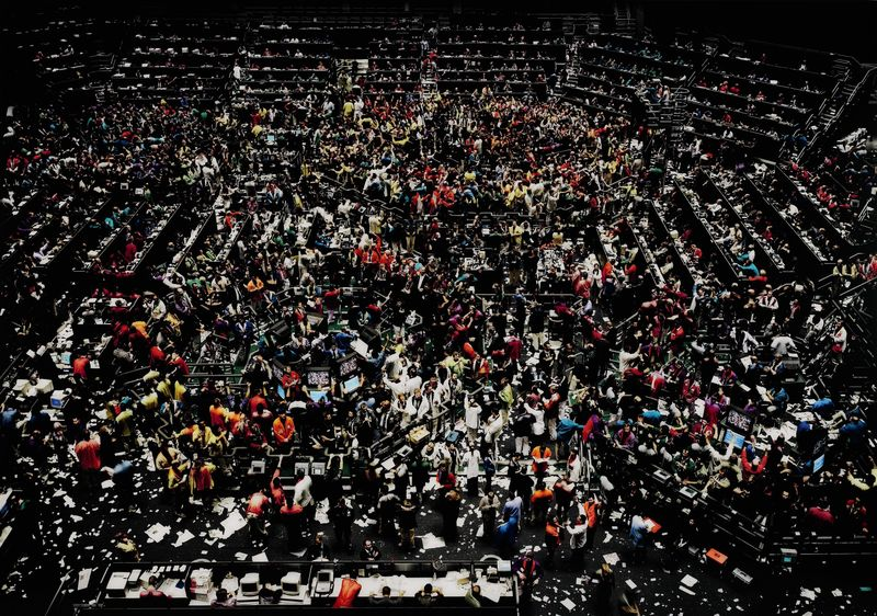 LOT 26,Gursky, Chicago board of trade III, 1999-2009