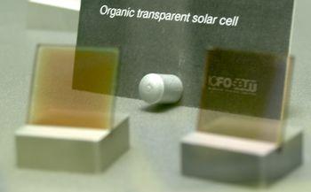 Info solar cells
